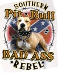BAD ASS REBEL PITT T-SHIRT 4X