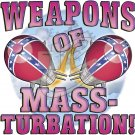 WEAPON OF MASS T-SHIRT SMALL