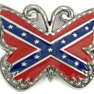 REBEL BUTTERFLY BELT BUCKEL
