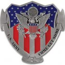 US ARMY BELT BUCKEL