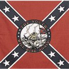 the south will rise again bandana