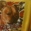 reble attitude t-shirt l
