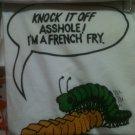 knock it off ass hole t-shirt 4x