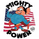 MIGHTY POWER T-SHIRT MED