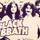 black sabbath t-shirt small