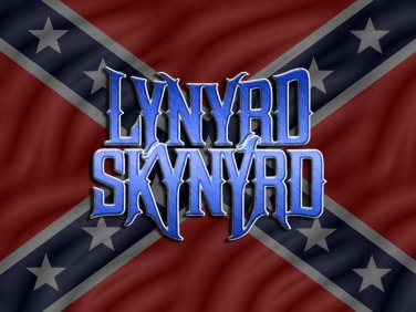 lynrd skynrd rebel t-shirt 4x