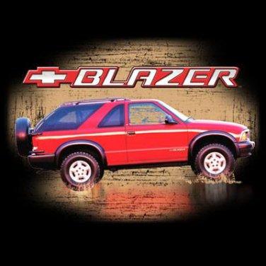 CHEV BLAZER T-SHIRT 5X