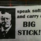 SPEAK SOFTLY T-SHIRT MED