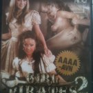 GIRL PIRATES  2 DVD
