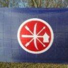 CHOCTAW BRAVE FLAG 3'X5'