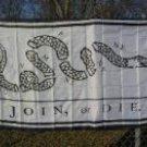 JOIN OR DIE 3'X5' FLAG