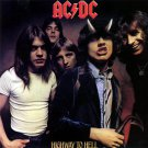 ACDC T-SHIRT 1 2X