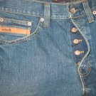 Planet Earth - Helena Time Worn Vintage Denim Jeans 34/32