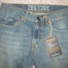 Zoo York Vintage Blue Relaxed Fit Jeans 30/30