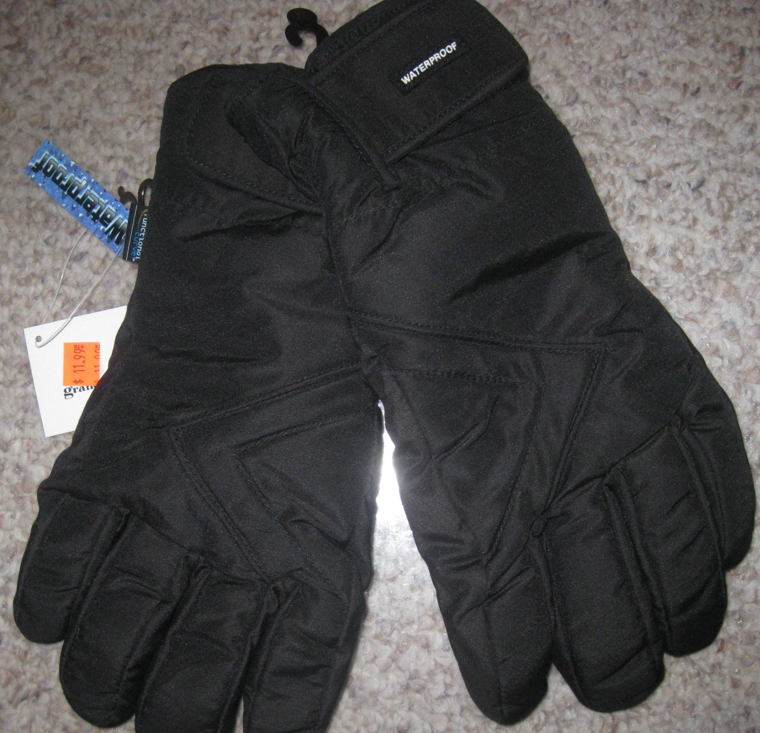 Buy shop winter recreation sporting goods - Grando Waterproof Winter Sports Glove XL