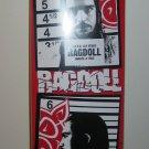 PIG WOOD Skate Deck - Ragdoll  - 7.5