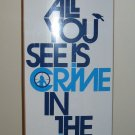 CITY Skate Deck - All You See Is Crime - 7.5