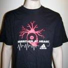 ADIDAS T-Shirt - Wrestler at Heart - M