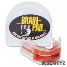 Brain Pad - Jaw-Joint Protector-Orange with Case