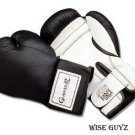 ProForce® Gladiator Boxing Gloves - Black/White - 12 OZ