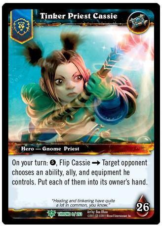 Tinker Priest Cassie