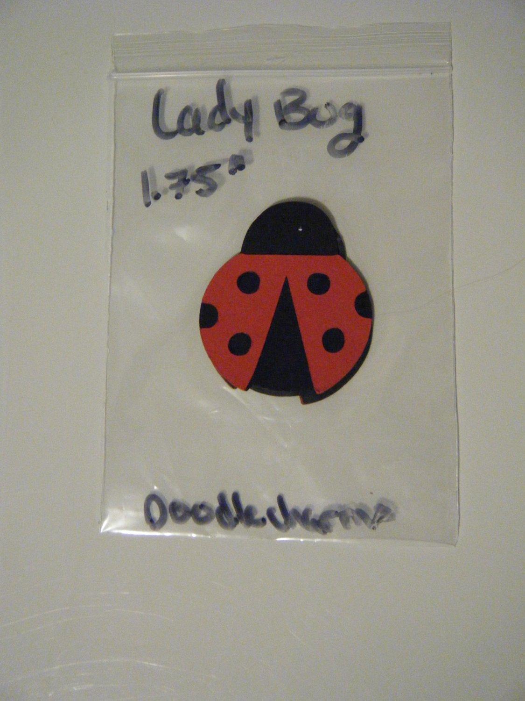 1.75 inch ladybugs