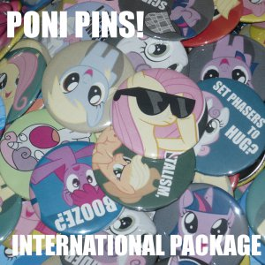 Poni Pins (International Special)