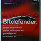 BitDefender Total Security 2013, 3 Users + free 2014 upgrade