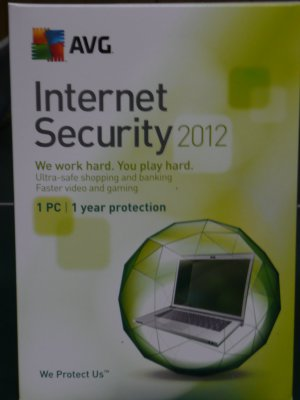 AVG Internet Security Suite 2012 Version 11.0
