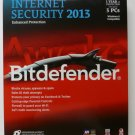BitDefender Internet Security 2013, 3 Users
