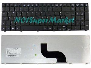 teclado español Acer Aspire 5810t 5820tg 7540 7551 Keyboard  - V104730DK