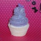 Lavender & Chamomile Cupcake Soap