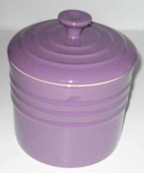 Le Creuset Purple Storage Jar 0.8L