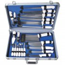 Slitzer™ 22pc Professional Cutlery Set in Case