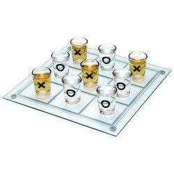 Maxam� Shot Glass Tic-Tac-Toe Game