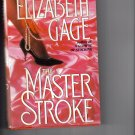 The Master Stroke-Elizabeth Gage