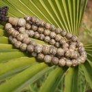 Natural Xingyue Pu Tizi bracelet. Necklace, Mara meditation, yoga, 6 mm 108 beads