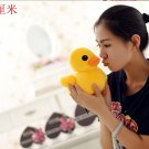 Plush toy doll cute big yellow duck yellow duck pillow 20 cm