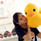 Plush toy doll cute big yellow duck yellow duck pillow 50 cm