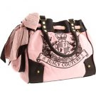 AWESOME 100% Authentic Juicy Couture Scottie Daydreamer  Handbag Pink