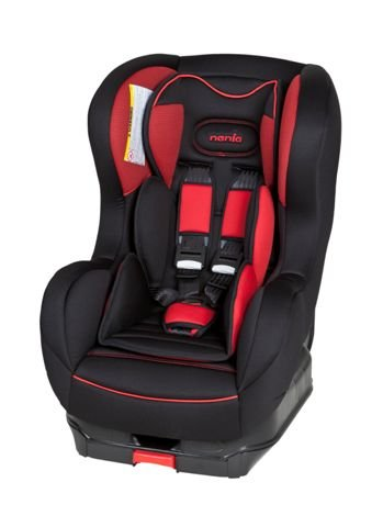Nania Cosmo SP Isofix Hatrix Red 9mo - 4yrs (SAVE 10%)