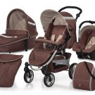 Hauck Apollo 11 All In One Travel System - A- Sand