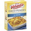 Velveeta, Au Gratin Cheesy Potatoes, 10.53oz Box (Pack of 6)