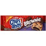 Nabisco, Chips Ahoy!, Brownie Filled Cookies, 9.5oz Bag (Pack of 4)