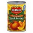 Del Monte, Harvest Spiced Peaches, 15oz Can (Pack of 6)