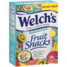 Welch's, Island Fruits, Fruit Snacks, 22 Count, 19.8oz Box (Pack of 2)