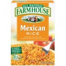 Farmhouse, Mexican Style Rice, 6oz Box (Pack of 6)