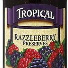 Tropical, Razzleberry Preserves, 18oz Glass Jar (Pack of 2)
