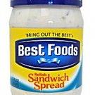 Best Foods, Relish Sandwich Spread, 15oz Plastic Jar