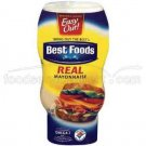 Best Foods, Real Mayonnaise, 9oz Squeeze Bottle